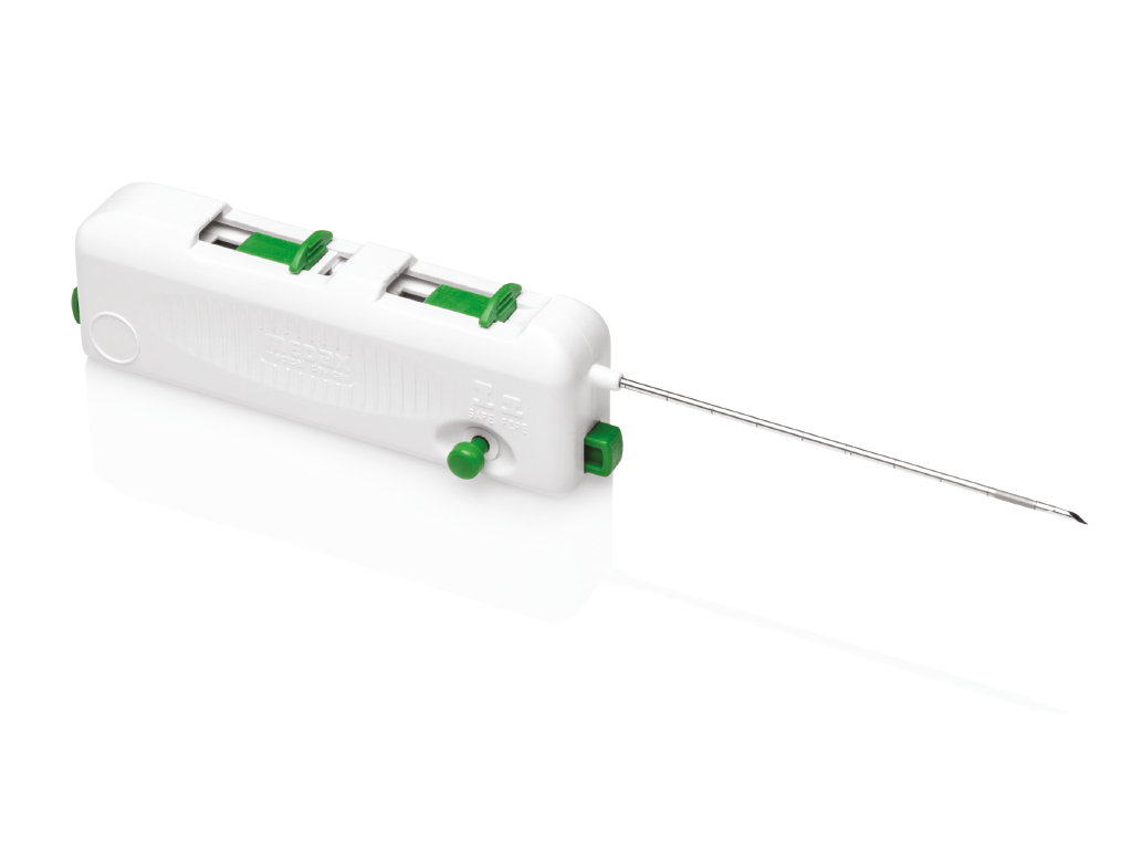 Automatic Disposable Biopsy System – Caesar